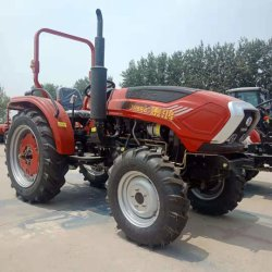 60HP 4X4の四輪駆動の小型農場の/Garden/Orchard/Agriculturalの耕作トラクター