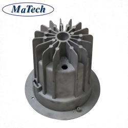 Fabbrica di fusione sotto pressione chiara personalizzata della lega di alluminio dell'alloggiamento ADC12 del LED