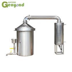 Distilleria di distillazione del piccolo della famiglia alcool della casa che fa strumentazione per il vino bianco rosso della frutta di spirito del liquore