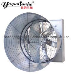 Внутреннее кольцо подшипника в форме бабочки вентиляция вытяжной вентилятор для домашней птицы на ферме с маркировкой CE и активизируемых BES доклад