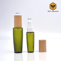 Винты с головкой из дерева пластиковые бутылки косметической упаковки для СОЖ (BTP-30)