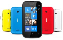 "Desbloqueado original para Nokia Lumia 510 GSM 3G 4,0"" de 5 MP GPS WiFi SO Windows Mobile 4 GB"