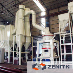 Het goede Poeder die van het Gips van Prestaties Machine (XZM221) maken