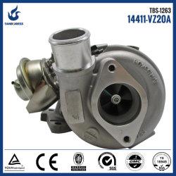 Nissan E25 des pièces du turbocompresseur et de la turbo 771507-0001 771507-5001S 14411-VZ20A