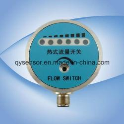 interruttore di flusso della sonda di 40mm per il rapitore di flusso dell'uscita del relè del tubo di acqua