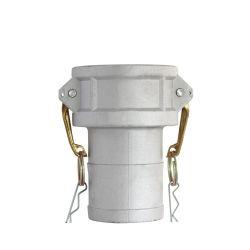 3 Inch Male/Female Aluminium/Roestvast Staal/Pp/Brass Camlock Koppeling /Koppeling/Klep
