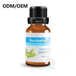 ボディ心配の卸売10ml Aromatherapyのユーカリの精油のマッサージオイル
