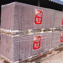 Non fibre d'amiante ciment tôle de toit ondulé exportés au Pérou