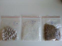 Пластмассовые материалы в формате Raw / Блок EPS лома черных металлов / Полистирол пластик