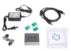Obdii Eobd診断インターフェイスBdm 100 V1255 ECUプログラマーECUチップ調整のツール