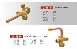 Valvola di servizio condizionatore aria / valvola di separazione