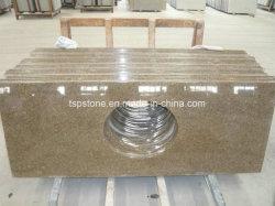 Top de banho de granito (ouro carioca)