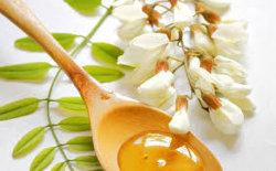 L'UE Acacia miel bio certifiée biologique