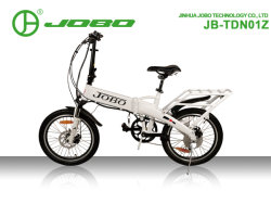 36V/9ah Samsung batterie vélo électrique pliant 20 pouces/ nouveau porte-bagages Jb--Tdn10z