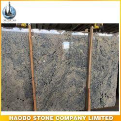 Le nouveau matériau bleu du ciel de dalles de granit et de tuiles