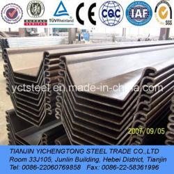 鋼板の抗打ち工事の価格のQ235 U形、Z形