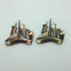 Originalidade Metal Senvior Personalizados Frigorífico Íman para viajar