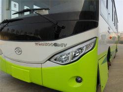 Городской автобус с электроприводом на большие расстояния
