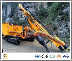 노천굴 광산 및 채석장을%s 유압 DTH 바위 폭파 드릴링 리그 기계를 채광하는 Jc590 크롤러