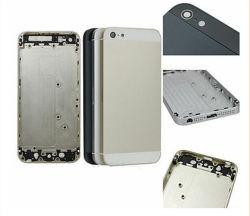 Copertura completa di ricambio per l'alloggiamento della batteria posteriore in metallo per iPhone 5s
