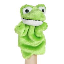 С другой стороны животных с начинкой куклы лягушка стороны кукольные спектакли для детей