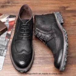 De estilo británico de Niza botas nuevas