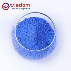 Het hittebestendige Ceramische Blauw van het Kobalt van de Vlekken van de Glans Underglaze