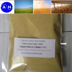 Composto de cálcio Quelato de aminoácidos de nutrientes de plantas de Fertilizante Líquido