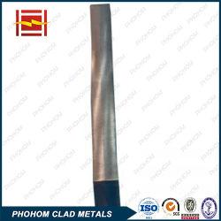 Explosivo de metais folheados ou chapeados de explosão da chapa de aço soldadas de aço carbono cobre