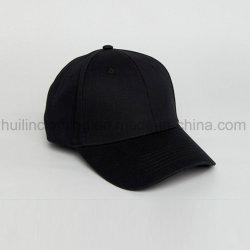 OEM Service моды головных уборов мужчин бейсбольной черного цвета с