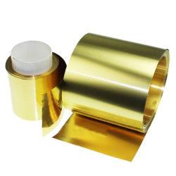 ساطع [0.01مّ] [0.02مّ] [0.5مّ] نحاس أصفر رقيقة معدنيّة, معينة سبيكة رقيقة معدنيّة لأنّ أشياء زخرفيّة