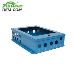 Box esterno personalizzato in acciaio metallico elettrico per box esterno per esterni