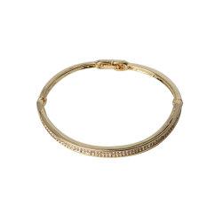 Amostra Disponível jóias de ouro bracelete nacarado