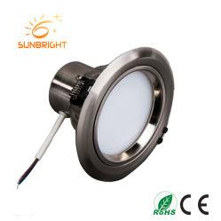 110V-240V 3W LED da lâmpada de teto sabugo moderno