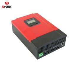 스마트 30A 12V 24V 36V 48V 솔라 패널 배터리 충전 컨트롤러