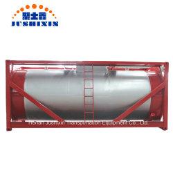 20FT de het Gloednieuwe BulkISO Chemische product van 40feet/Prijs van de Container van de Tank/van de Tanker van de Opslag van het Metaal van het Water van de Corrosie