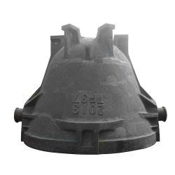 공장 OEM ASTM 무쇠 강철 광재 남비, 모래 주물 광재 남비, 선반 강철 공장을%s 광재 남비