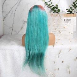 Королева 13X6 613 русых волос человека прямо в Бразилии Боб парики 8 - 16 дюймовый Реми короткое замыкание Омбре Боб кружева передней парики для чернокожих женщин