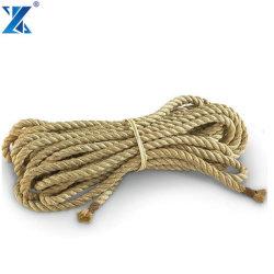 Cordicella della corda del sisal un X.500 FT da 1/4 di pollice - per i gatti che graffiano l'albero dell'alberino - corda naturale di 100%