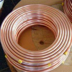 El aire de refrigeración de la bobina Coditioner panqueques de tubos de cobre