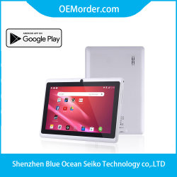Preiswerte China-androide Tablette Q88 7 Zoll-Tablette PC