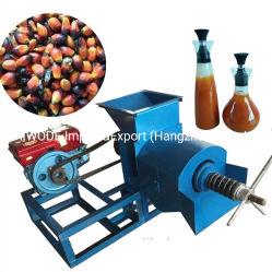 El tornillo de alta calidad con precio de fábrica de Palm prensa de aceite mecánica