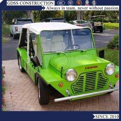 Corps en aluminium touristiques des îles mini voiture Moke Jeep bas prix de vente