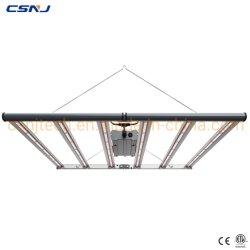 Csnj Tech New Design Spydr Typ Full Spectrum LED Indoor Pflanze wachsen Lichtbalken (630W 2,7umol/j) zu ersetzen Spydr