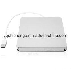 Giocatore ottico USB3.0 del CD DVD dell'azionamento del bruciatore esterno mobile a finestra del produttore