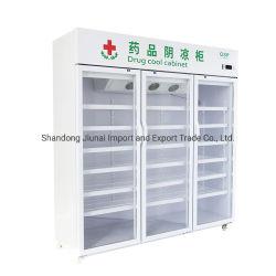 Vertikale Medizin gekühltes luftgekühltes Verkaufsmöbel
