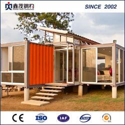 Lage Prijs geprefabriceerde Shipping Container House voor het hotel