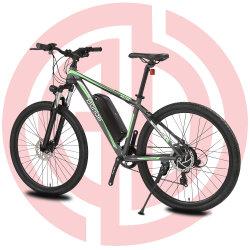 숨겨지은 케이블 Shimano 7 속도 합금 E 자전거 MTB 전기 자전거