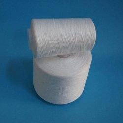 Anneau de 100 % filés de polyester vierge pour le tricot