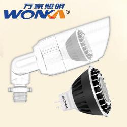 Faible Watt Lumen élevé 3000K 4W Paysage MR16 d'éclairage LEDs spot
